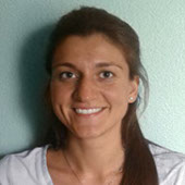 Mazzucco Elena terapista specializzata Verona presso Center Terapy, ambulatorio di Medicina Fisica e Riabilitazione a Castel d'Azzano - Verona