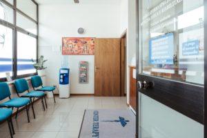 Ingresso Center Terapy - Medicina Fisica e Riabilitazione Verona