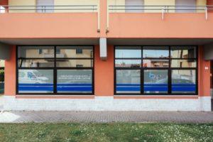 Ingresso Center Terapy Verona - Medicina Fisica e Riabilitazione - Castel d'Azzano Verona