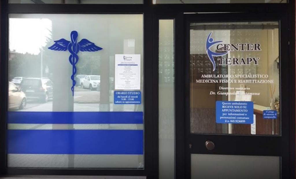 Struttura Center Terapy - Medicina Fisica e Riabilitazione - Castel d'Azzano Verona